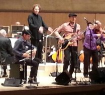 Performing at Roy Thomson Hall April 24, 2013
