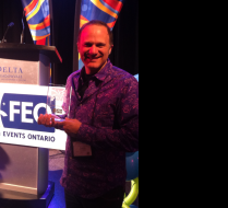 Festival & Events Ontario Award for Performer of the Year 2013