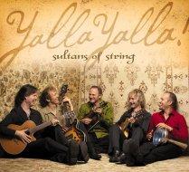 Yalla Yalla! Album Cover Art