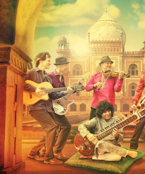 Sultans of String featuring Anwar Khurshid