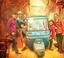 Sultans of String with Anwar Khurshid Autorickshaw
