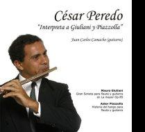 Cesar Peredo interpreta a Giuliani y Piazzolla - 2010