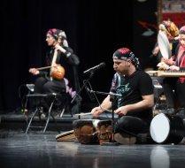 Rastak at 36th Fars Music Festival 2021