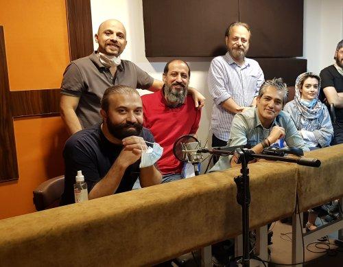 Rastak in Studio by Rastak Music Group