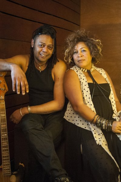 Island Jazz featuring Monika Njava & Linley Marthe by Island Jazz Featuring Monika Njava & Linley Marthe
