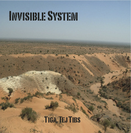 Tiga Tej Tibs albums cover by Invisible System