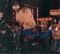 Percussion Set-Up