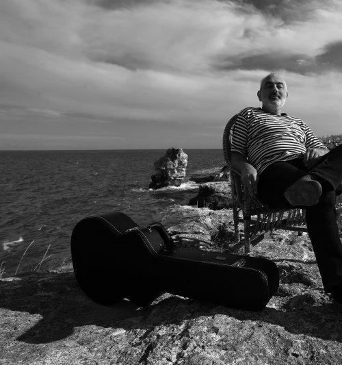 The Black sea by Krasi Parvanov