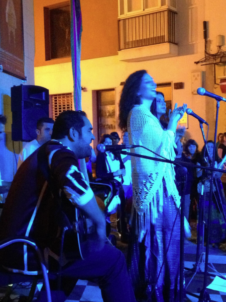 Med Ziani & Flamenco  by Med Ziani