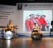 Atlas Maior Live at Fatih Üniversitesi September 2013