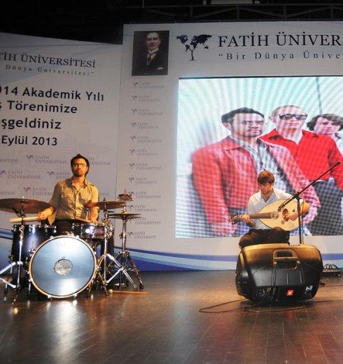 Atlas Maior Live at Fatih Üniversitesi September 2013 by Atlas Maior