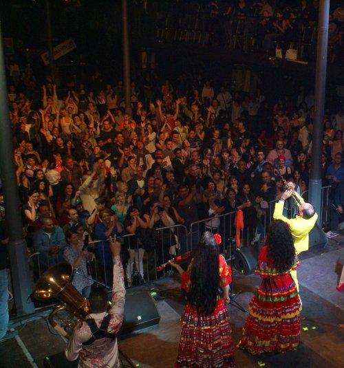 Khamoro music festival by The Zuralia Orchestra