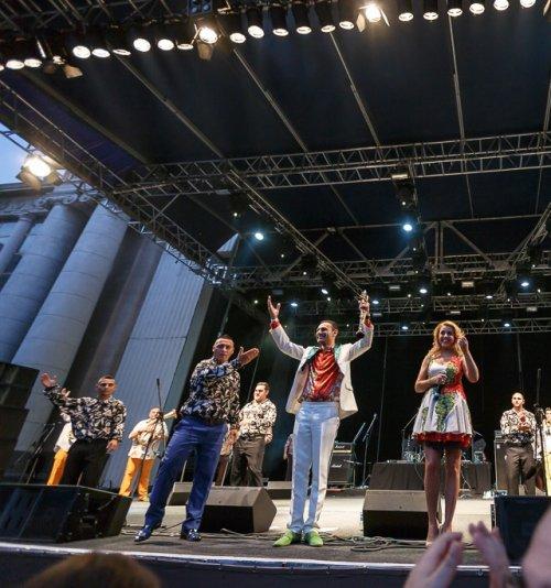 Baro Foro Festival 2015 by The Zuralia Orchestra