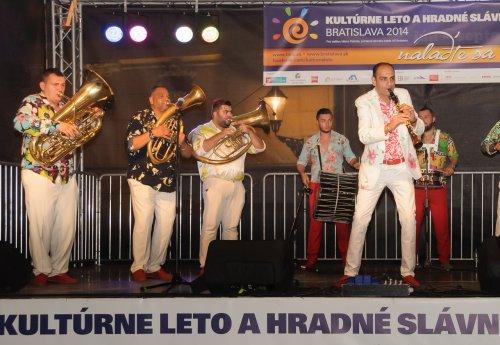 Gypsyfest Bratislava by The Zuralia Orchestra