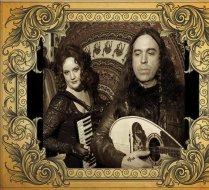 Nikos Brisco & Ruth Margraff C.A.E Duet