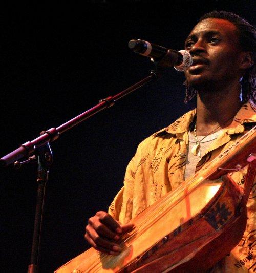 live by Andra Kouyaté
