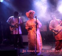 Andra Kouyaté & Magic Foli live @ Festival B-Sides