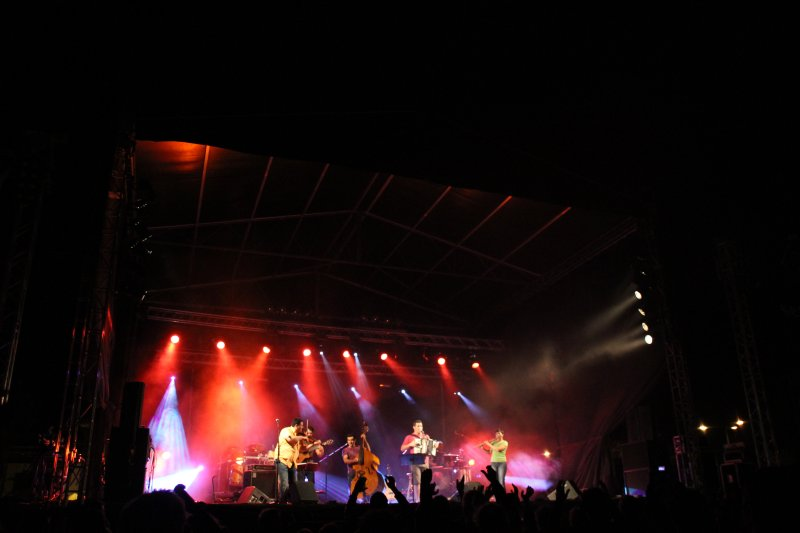 Festival Intercéltico de Sendim 2012
