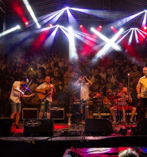\'\'Street musicians\'\' 2015 by Balkan Etno Bend ''Lepi Jova''