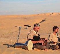 Faran play to the dune