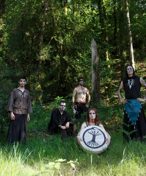 Drusuna- Band Photo by Drusuna