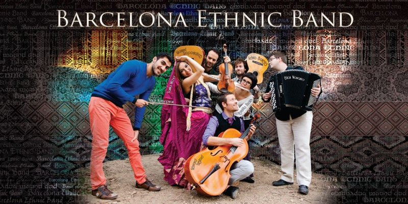 Our names... by Barcelona Ethnic Band