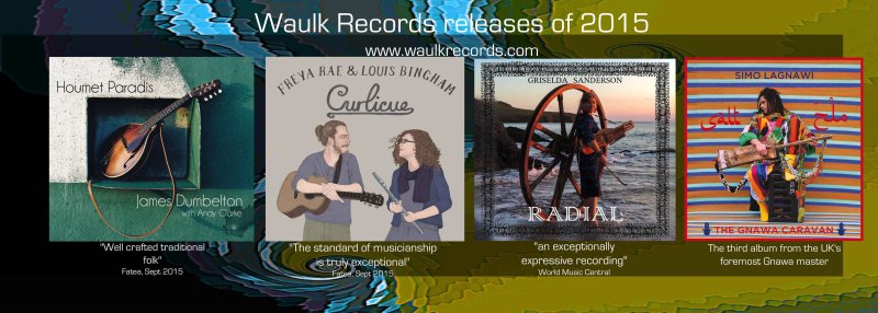 2015 releases from Waulk Records