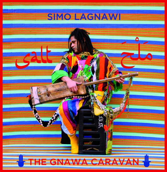 The Gnawa Caravan: Salt by Simo Lagnawi