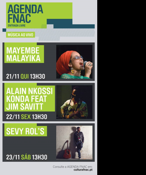 FNAC Poster