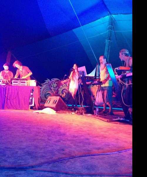 Tjak Live - Boom Festival 2012 by Tjak