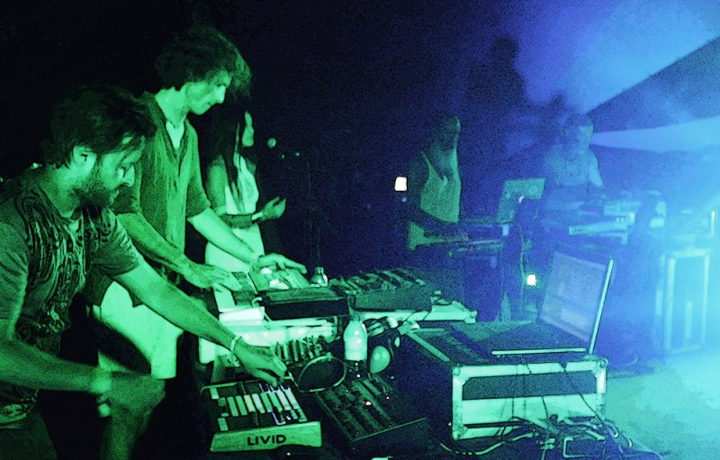 Tjak Live - Boom Festival 2012