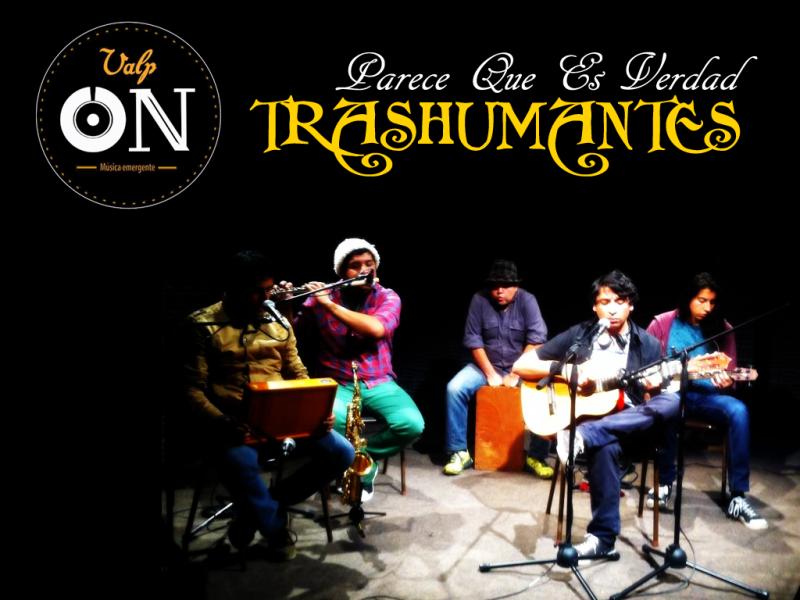 Parece Que Es Verdad (en vivo en ValpOn) by Trashumantes