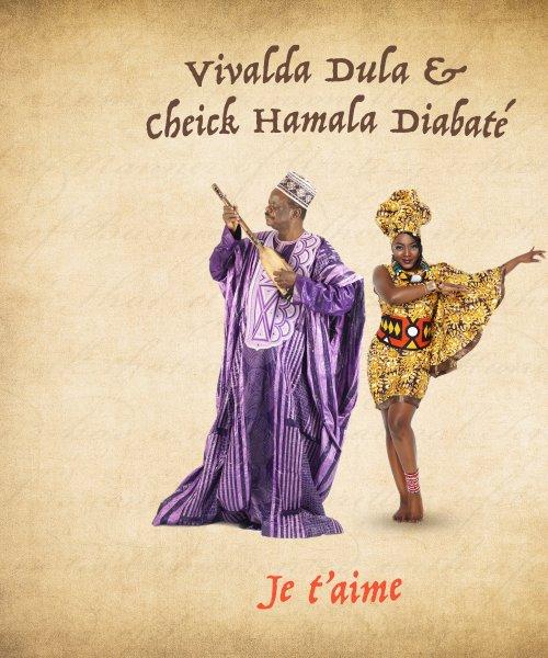 Vivalda Dula and Cheick Hamala Diabatá by Vivalda Ndula