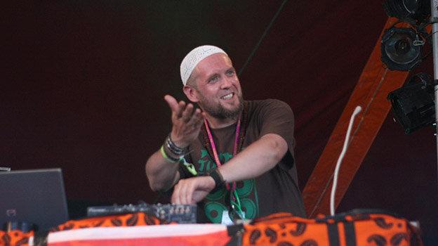 Celt Islam BBC Introducing Stage Glastonbury festival