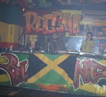 Dj Howard @ Blazing Fire Reggae Club