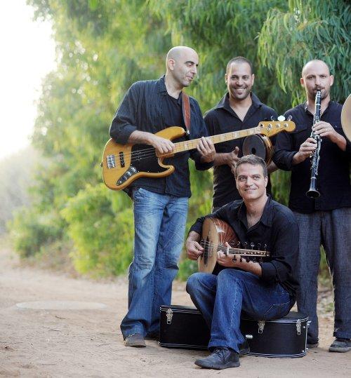 Yinon Muallem w. Rast Ensemble by Yinon Muallem & Rast