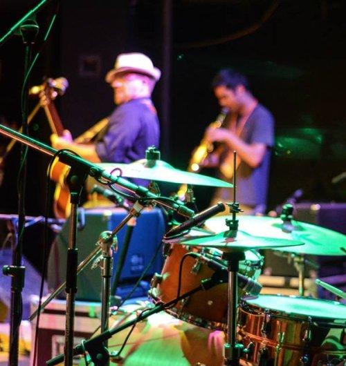 kilindu on stage  by Kilindu