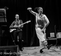 Gabriella Dancing