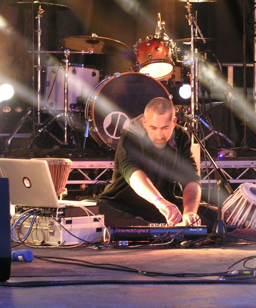 Drumscapes - Pulse Festival 2013 by Jon Sterckx