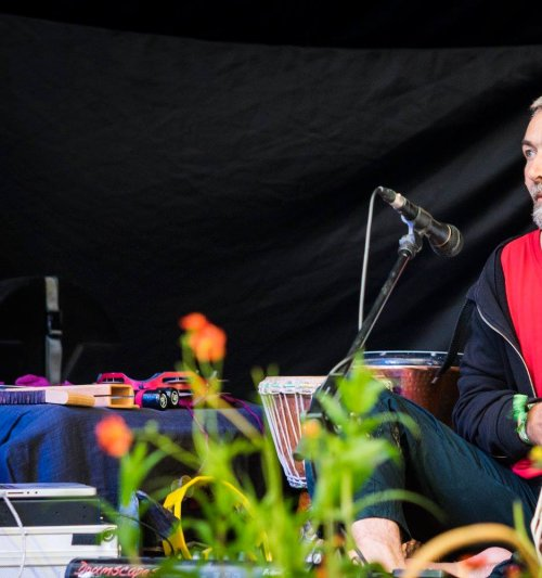 jon Sterckx @ Beat Herder Festival 2016 by Jon Sterckx
