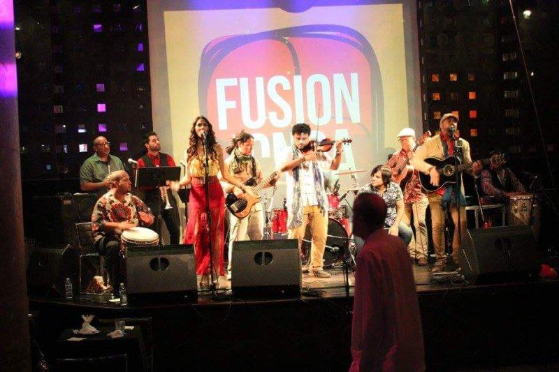 Fusion Jonda @ S.O.B\'s
