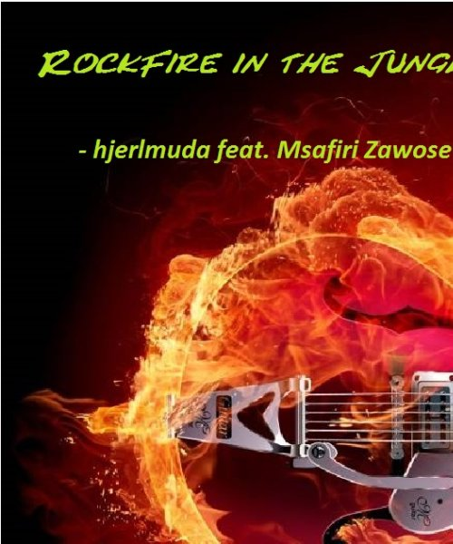 RockFire in the Jungle (new track from 2014/05/12) by Hjerlmuda