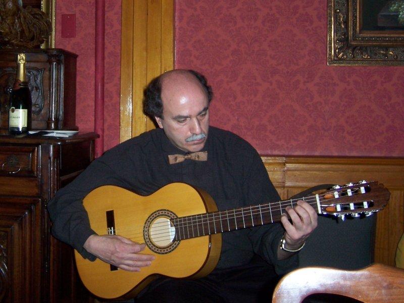 Composer Phillip Kane-Rangely, Maine-01/08