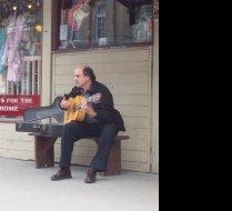 Composer Phillip Kane in Montpelier, Vt.-4/26/10