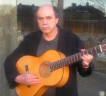 Composer Phillip Kane in Portsmouth, NH.-3/12