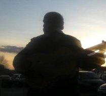 Composer Phillip Kane in Portsmouth, NH-03/12
