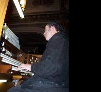 Composer Phillip Kane-Berlin, NH.-04/08
