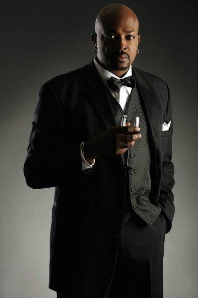 Anslem Douglas - tuxedo
