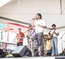 rafael langa and ngoma band live
