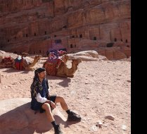 Scott Jeffers - Traveler - Petra